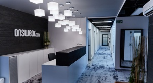 Nowa siedziba Answear.com - tu moda i praca łączą się w spójną całość