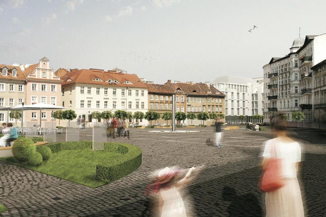 To oni zaprojektują plac Kolegiacki w Poznaniu