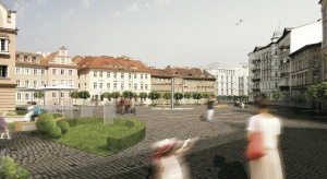 Oto zwycięska koncepcja placu Kolegiackiego w Poznaniu