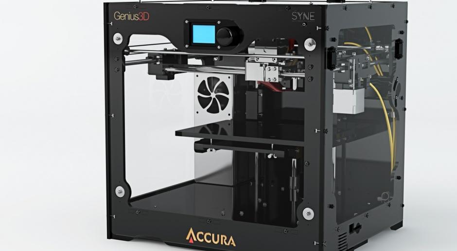 Nowość wśród drukarek 3D