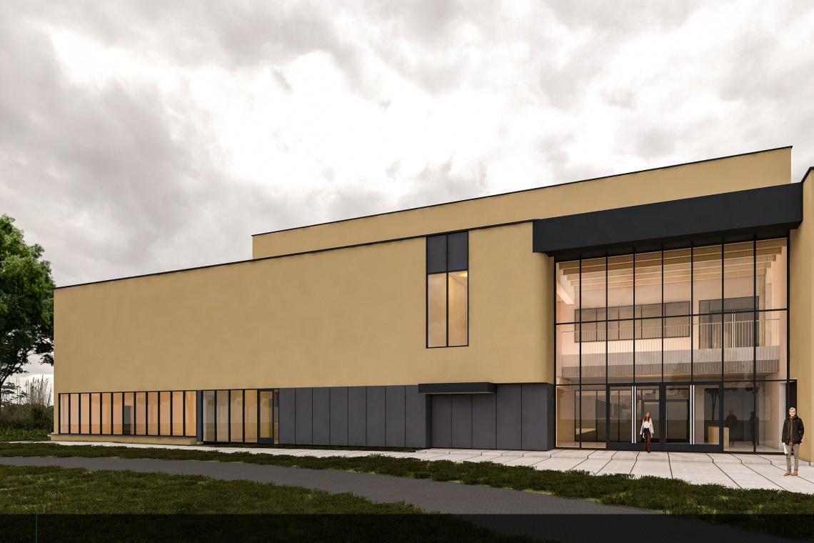 Nowa hala pod Poznaniem. To będzie strefa sportu i kultury