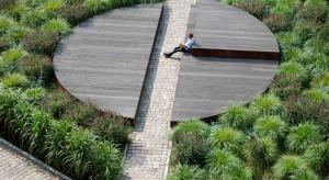 Paweł Grobelny zaprojektował niezwykły mebel miejski. Tym razem dla Poznania