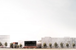 Pionierski dom przyszłości w samym sercu Berlina