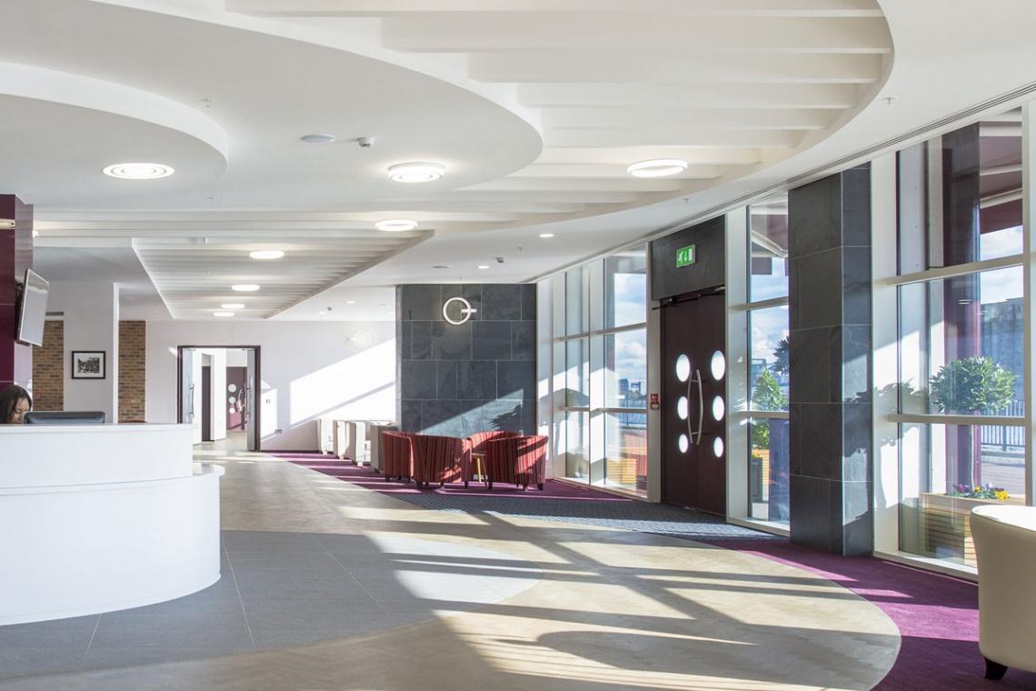 CentrEd at ExCeL - tak się projektuje sale konferencyjne w Londynie