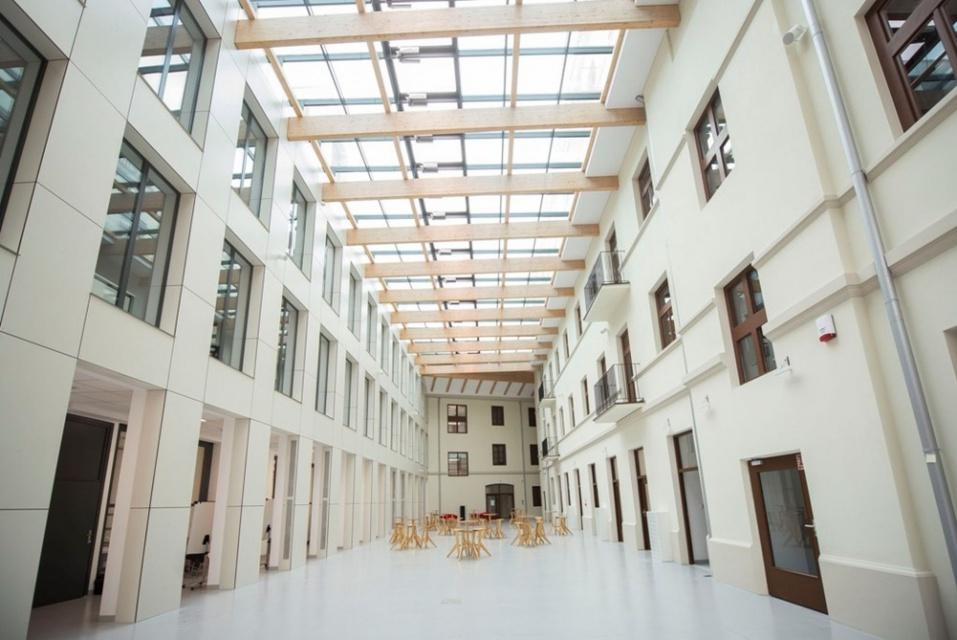 Centrum Kreatywności Targowa zmienia oblicze warszawskiej Pragi