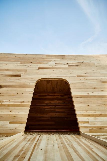 Uśmiech, a może współczesna Arka Noego?