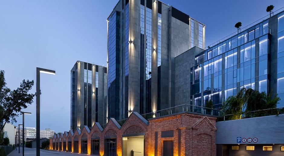 Karolkowa Business Park w Warszawie - architektura przyjazna środowisku