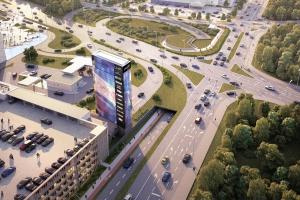 Galeria Libero powstaje w Katowicach. Co słychać na budowie?