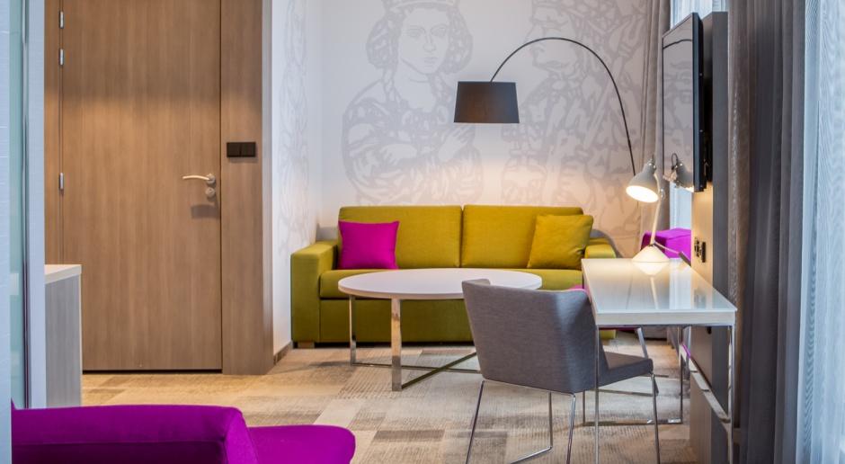 Tak dziś projektuje się hotele - Kaczmarek Studio dla Orbis SA