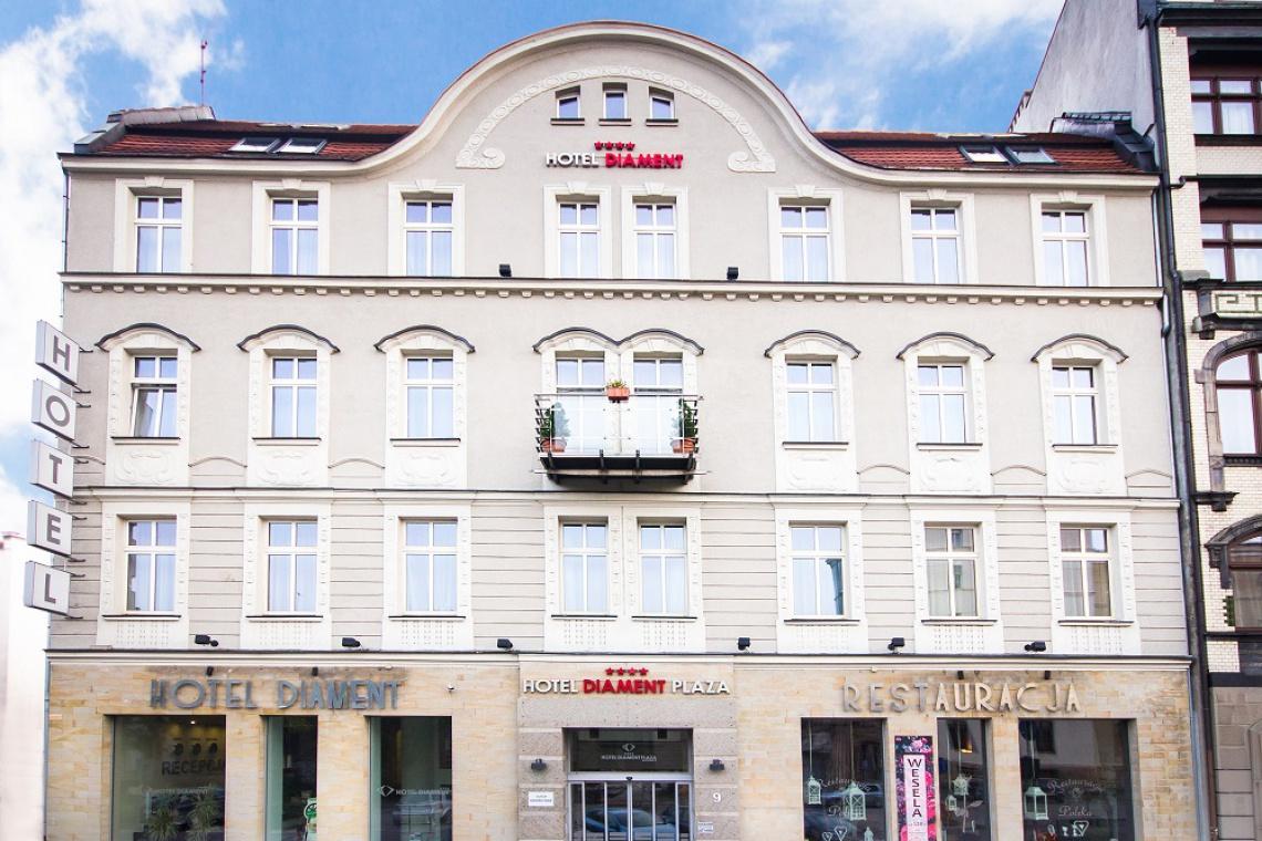 Konior Studio projektuje hotel w Katowicach