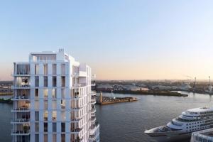 Życie i biznes. Nowy projekt Richard Meier & Partners