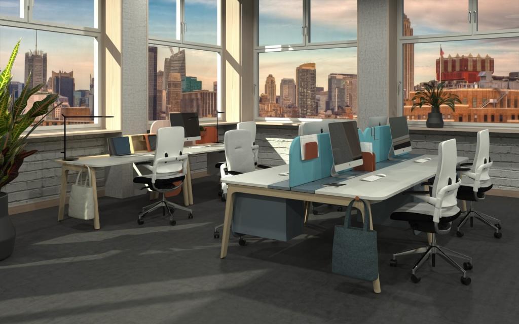 1200 mkw. kreatywnych rozwiązań biurowych – Grupa Nowy Styl na targach Orgatec