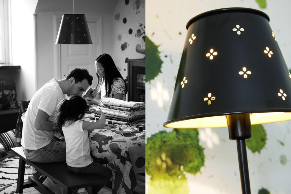 Skandynawska sztuka i tradycyjne rzemiosło inspiracją dla nowej kolekcji IKEA