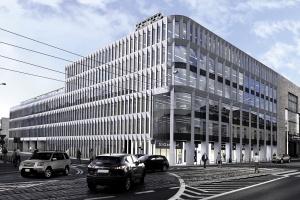 Retro Office House we Wrocławiu - innowacyjna architektura od Kuryłowicz & Associates