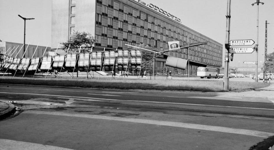 Poszukiwane dawne zdjęcia hotelu Cracovia