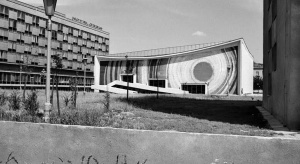 Kino Kijów i hotel Cracovia - prestiżowe inwestycje Krakowa lat 60. XX wieku