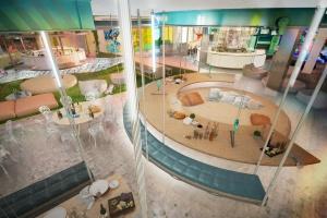 Jo&Joe - zobacz hotel, który zaprojektowali przyszli goście
