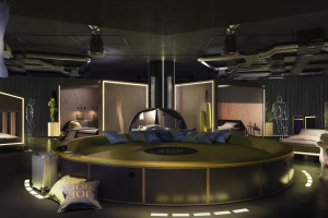 """""""Hotel otwarty"""" - co decydowało o projektowaniu przestrzeni Jo&Joe?"""