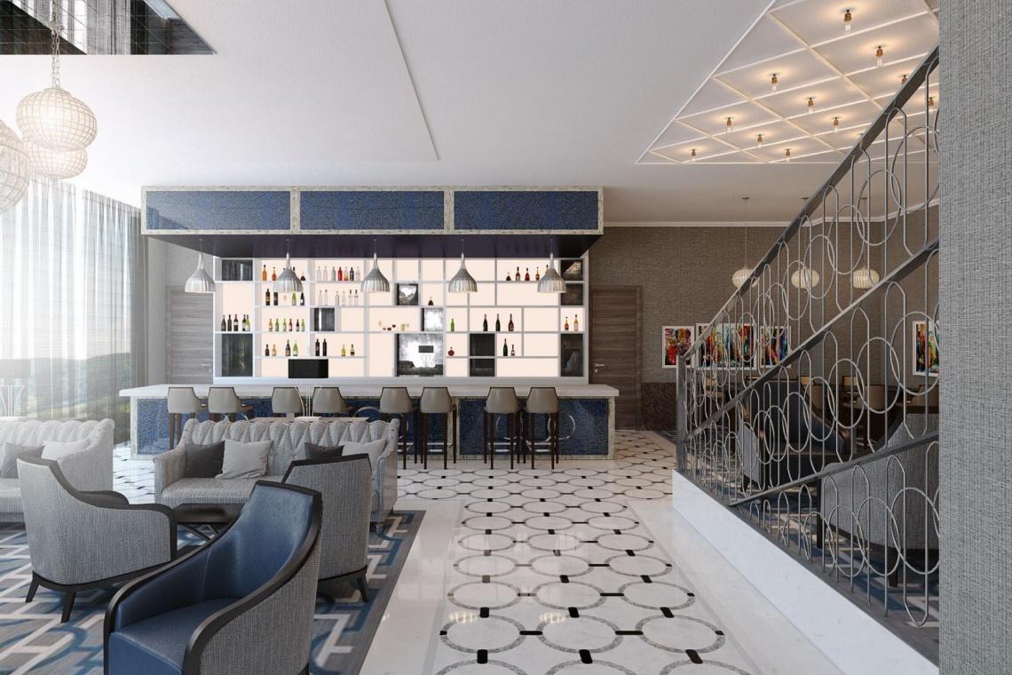 Designerski hotel w Czarnogórze