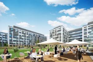 Biznesowe ogrody, czyli biura na zielono