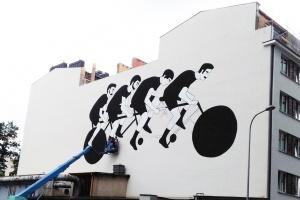 Alicja Biała: Murale wynoszą sztukę z galerii na ulice