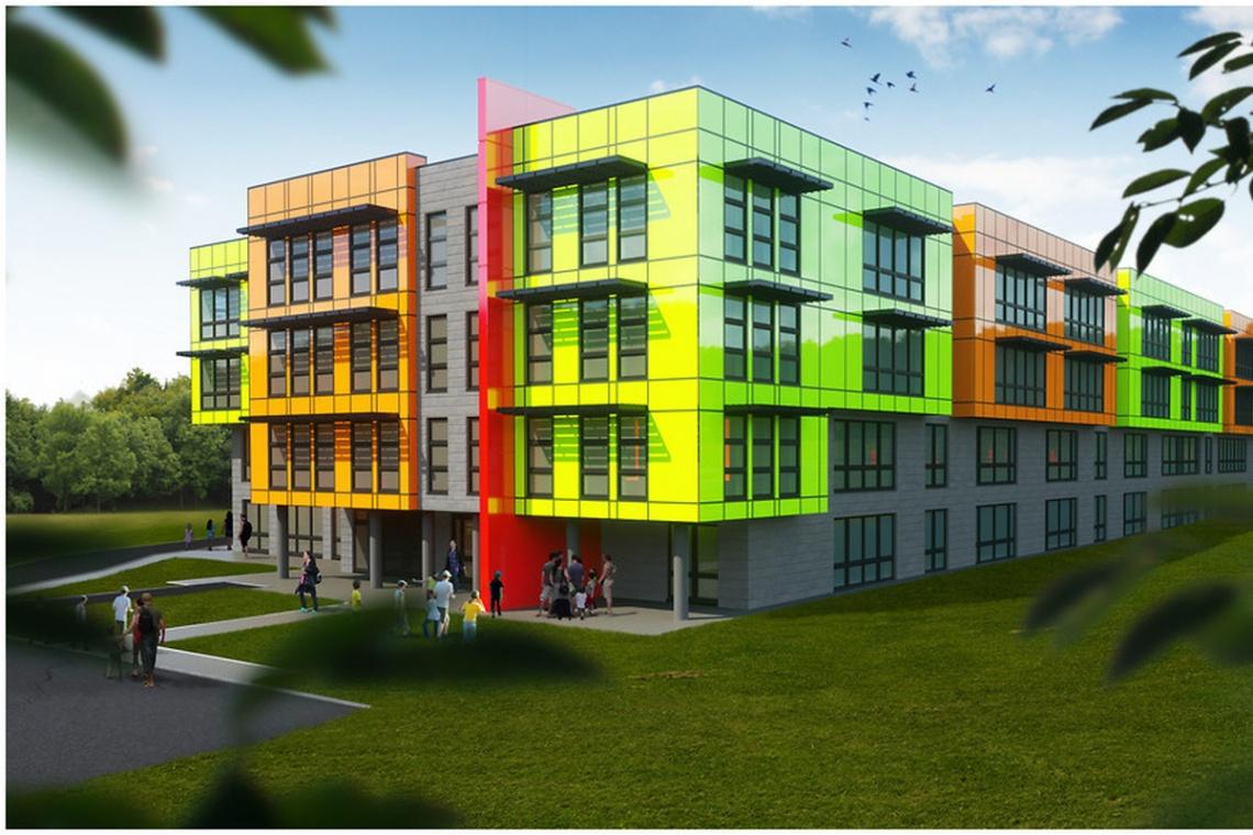 Andrzej Kusztelak zaprojektował nową szkołę w Lublinie