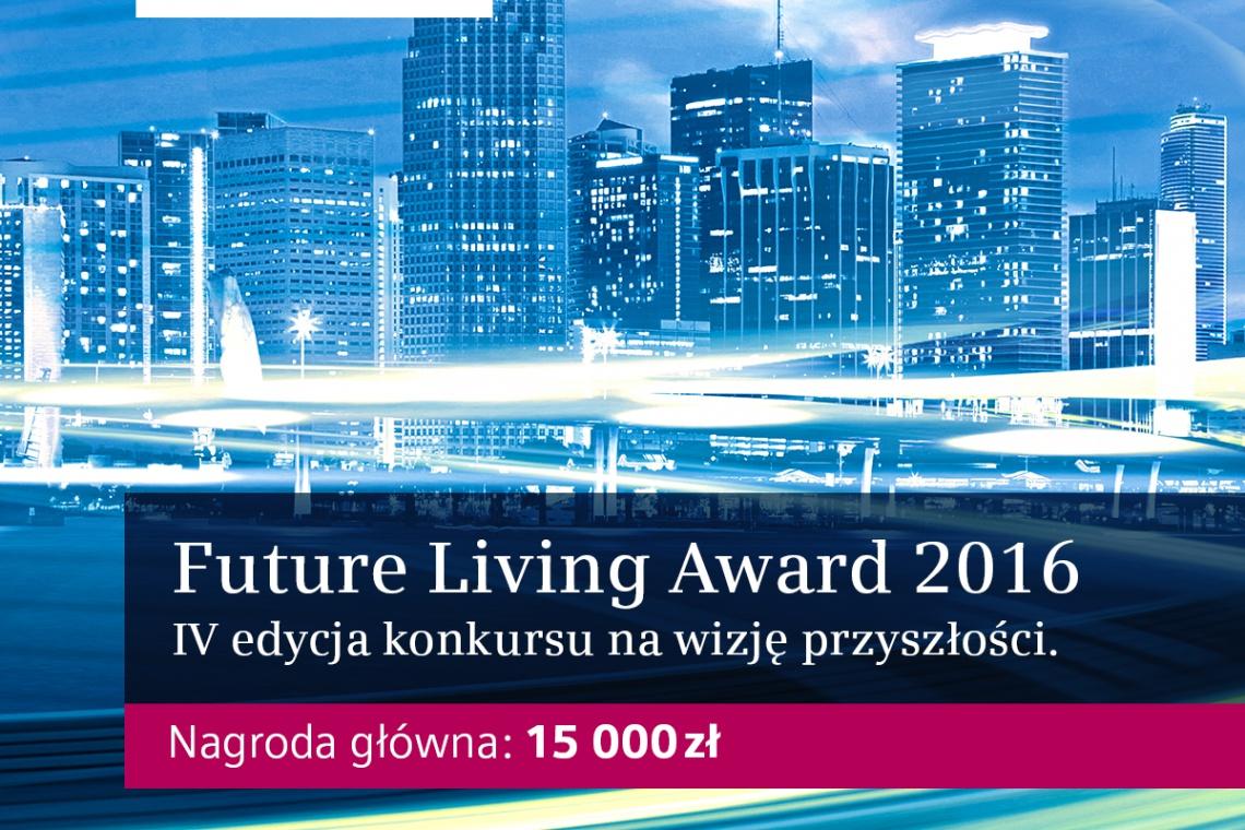 Konkurs Future Living Award – dołącz do wizjonerów