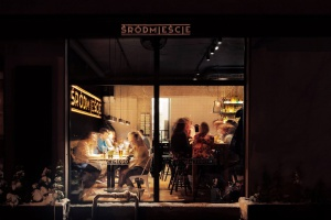 Design w Śródmieściu - zobacz niezwykłe wnętrza gdyńskiego bistro
