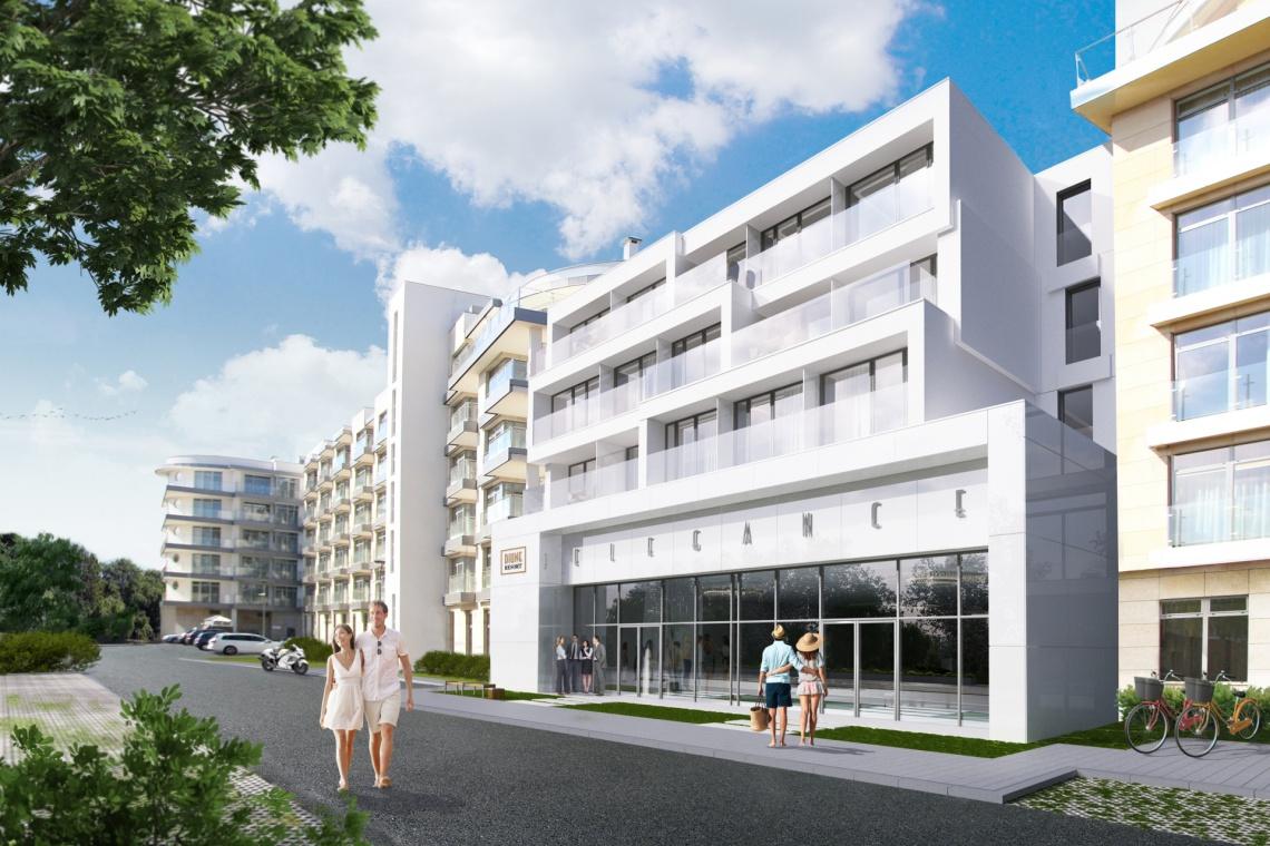 Diune Hotel & Resort ze zjawiskową salą balową