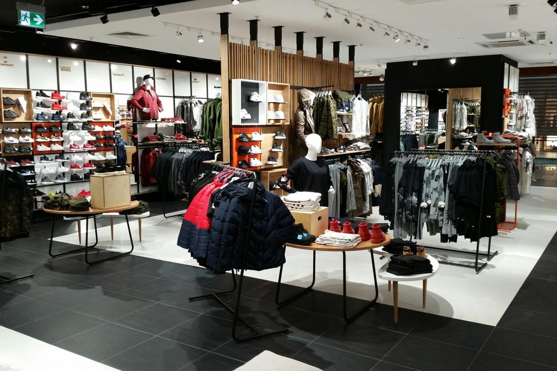 Salon Sizeer w klimacie energetycznej mody ulicy