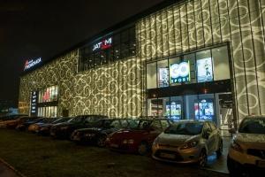 Intrygujące i nowoczesne wnętrze - tak wygląda Atrium Promenada w Warszawie