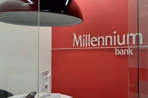 Bank Millenium w ultranowoczesnej odsłonie. To projekt Eksner Industry