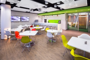 Nowa odsłona biura Arval Service Lease Polska. To projekt Massive Design