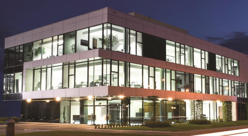 Nowe Centrum Biurowo-Szkoleniowe w Tychach. To dzieło AB-Projekt