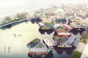 Ekoakademiki na wodzie - duński pomysł, polskie wykonanie
