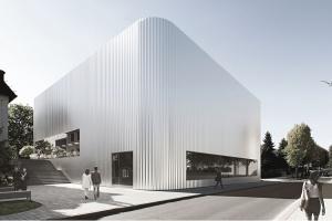 Architekci z Katowic odmienią Państwową Szkołę Muzyczną w Jastrzębiu Zdroju