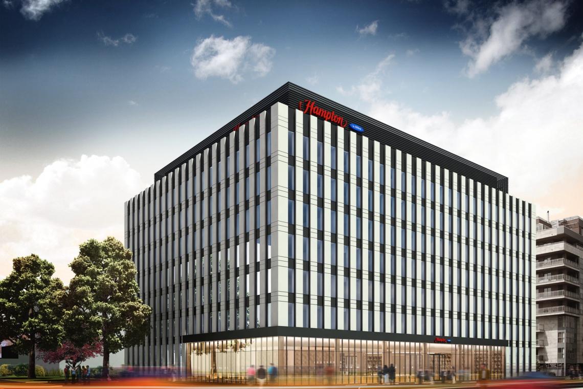 Wiemy, kto zaprojektuje nowy Hampton by Hilton w Warszawie