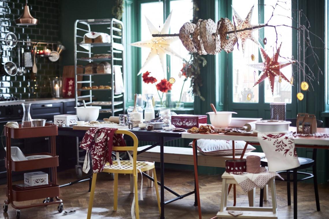 Oto Kolekcja świąteczna Ikea 2016 Design