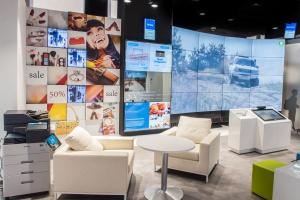 Showroom dla biznesu - Samsung otworzył taki w Warszawie