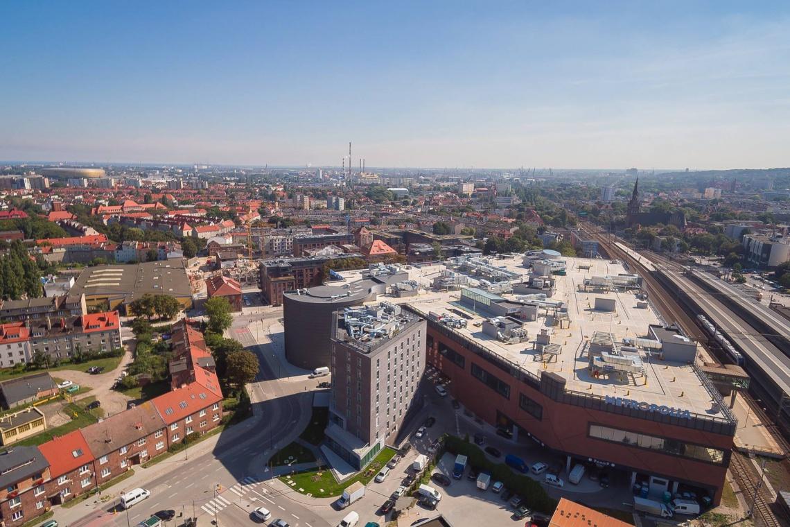 Efektowna architektura Galerii Metropolia doceniona w konkursie Property Design Awards