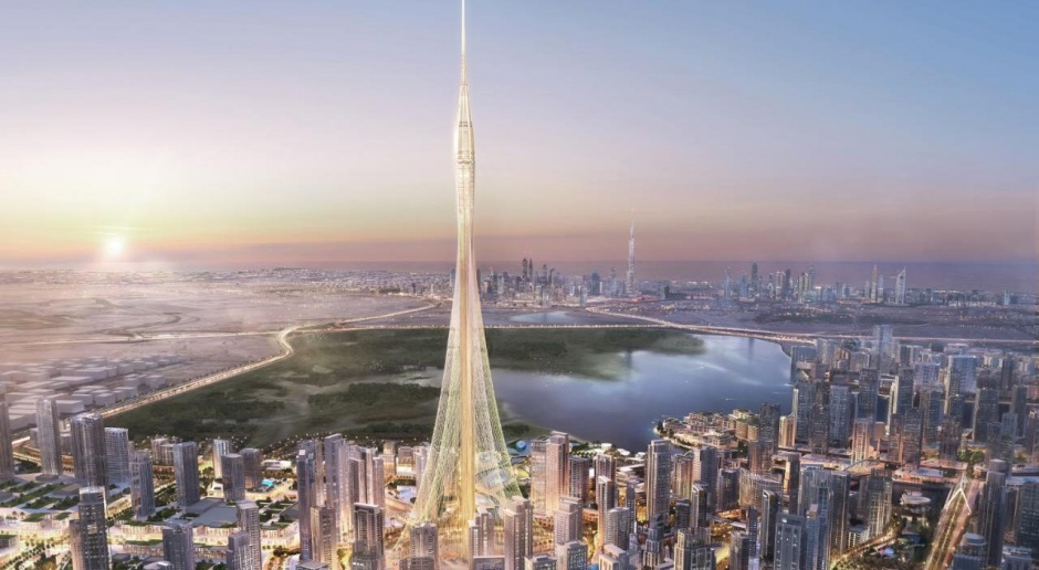 Burj Khalifa będzie zdetronizowany. Rusza budowa najwyższego budynku świata