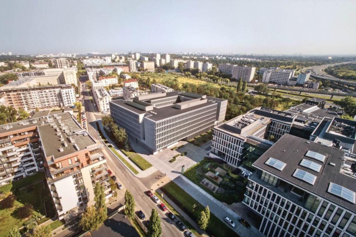 Sielce na Dolnym Mokotowie  - nowe miejsce dla biznesu w Warszawie?