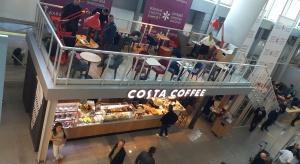 Costa Coffee zapowiada nowy format