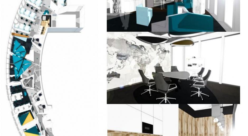 Noname Architects zaprojektują biuro Tétris w Warsaw Spire