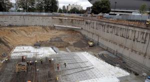 Najnowsze wieści z budowy biurowca .KTW w Katowicach