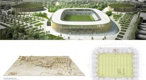 Sosnowiec zyska za 3 lata nowy stadion spod kreski JSK Architekci