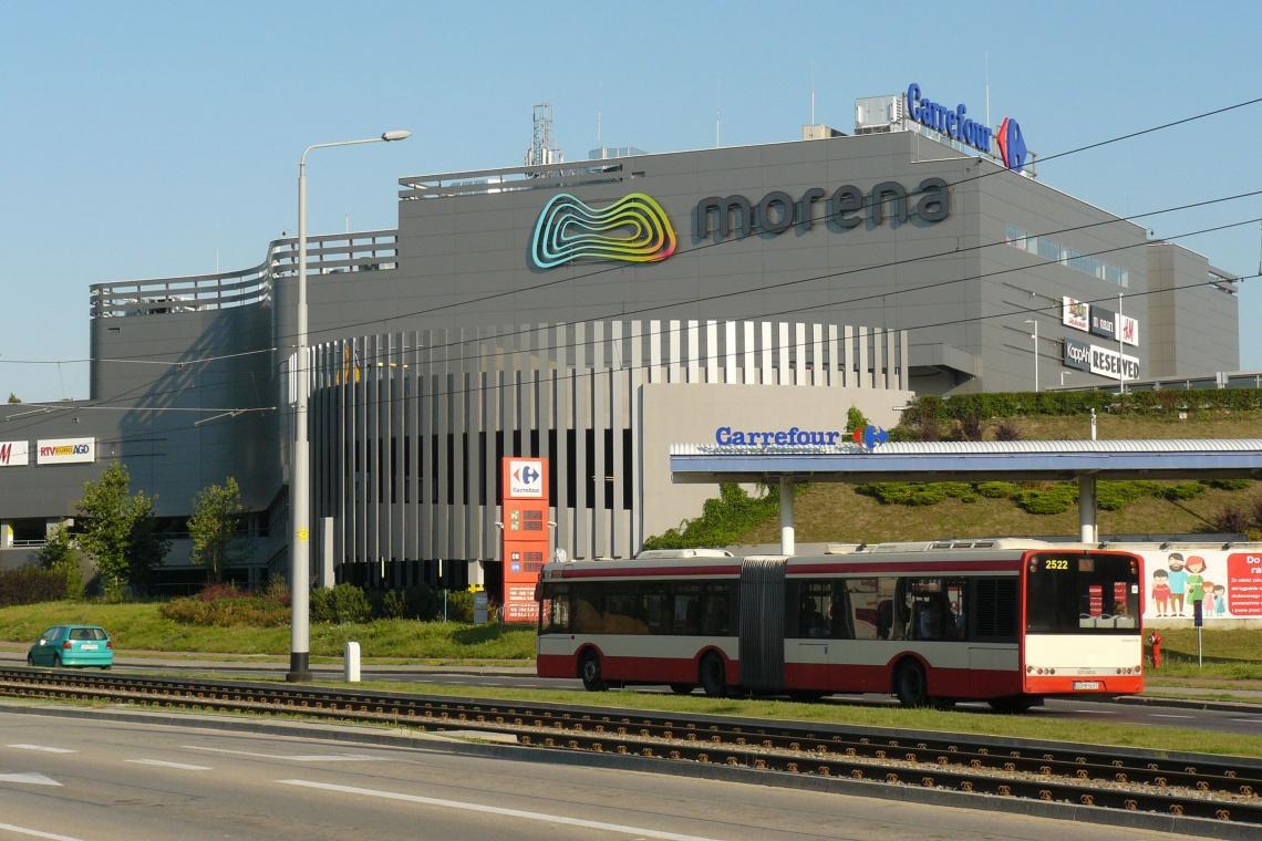 Galeria Morena rok po modernizacji - czy zmiany pomogły?