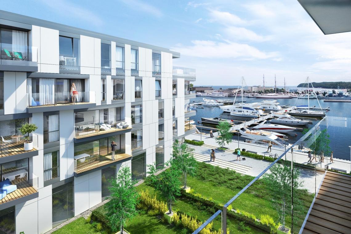 Yacht Park projektu Arch Deco: w planach marina i aleje z butikami