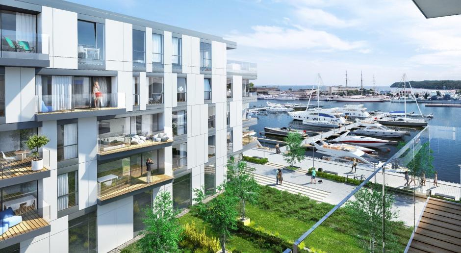 Inwestycja Yacht Park projektu Arch Deco coraz bliżej realizacji