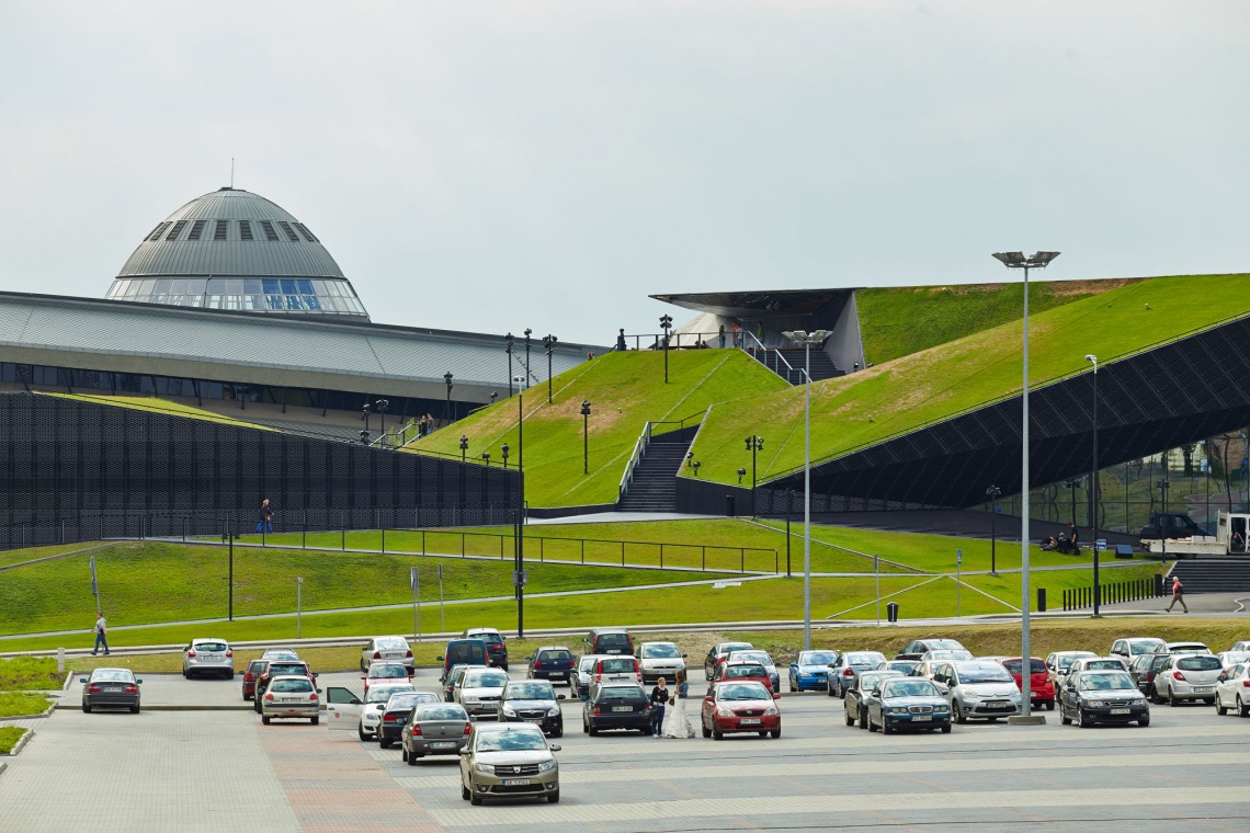 Katowice czekają wielkie zmiany. W planach przebudowa ścisłego centrum